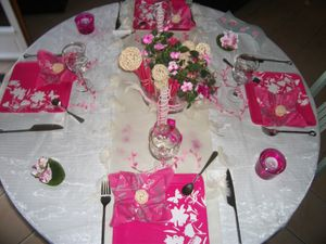 Table rose impatiens 023
