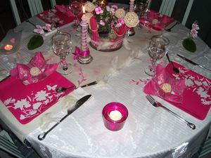 Table rose impatiens 036