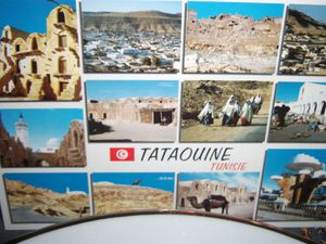 Table tunisienne à ZARSIS 025