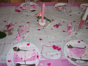 table Hello Kitty 022