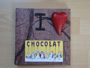 Gourmandise et chocolat 2