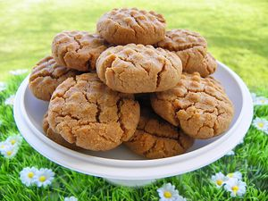 PEANUTS BUTTER COOKIES 2