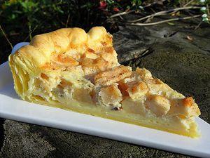tarte aux pommes et yaourt 1