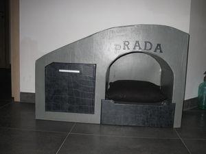 niche pour petit chien le blog de. Black Bedroom Furniture Sets. Home Design Ideas