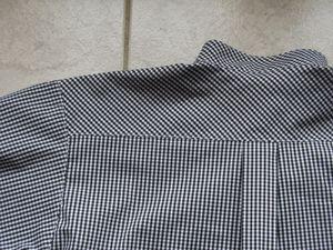 chemise vichy noir 001