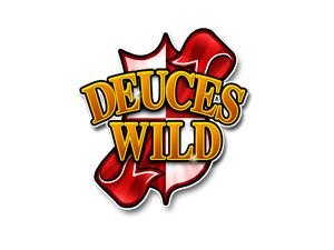how to play deuces wild spades