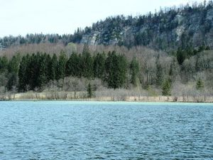 Lac d'Ilay 2