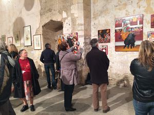 Vernissage-St-Sever 1707
