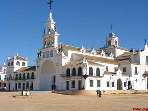 El-Rocio-Almonte- Huelva -Ermita