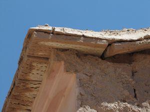 Purmamarca toit bois cactus