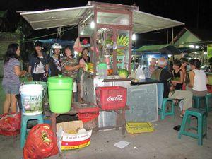 Saunur marché de nuit 3