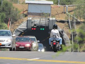Tunnel autoroute