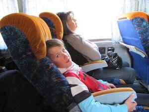 Voyage en bus Léa