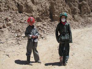 Visite d'une mine du cerro Rico tenue 1
