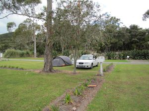 The Northland Russel camping