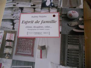 Esprit de famille, Audrey Fitzjohn