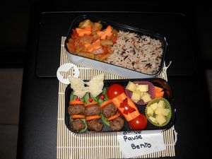 bento Butterfly