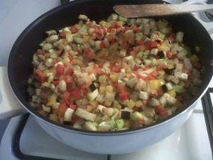 tatin de légumes 1