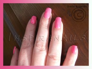 nail design rose pure4