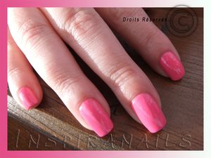 nail design rose pure6