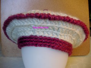 Tutoriel Béret au crochet 1
