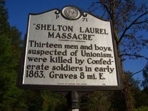 Shelton-Laurel-Massacre-Marker