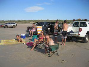 apres midi sur la plage 3