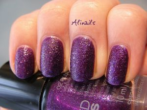 Catrice Crushed Crystals violet 2