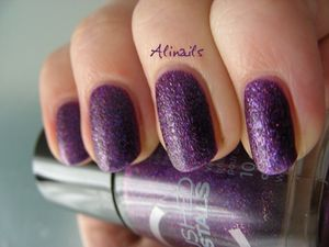 Catrice Crushed Crystals violet 4