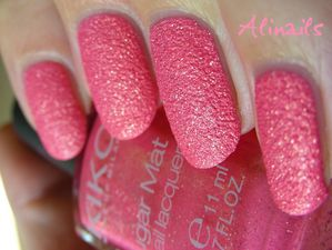 Kiko sugar mat 641 Strawberry Pink 3