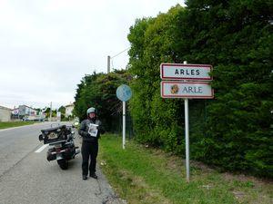ville Arles