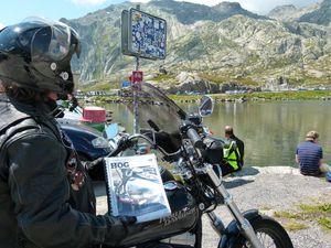 col du St Gotthard