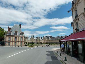 18 Fontainebleau