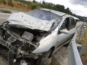14 aout 2012 renault scenic accident