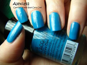 Catrice - n°400 Blue Cara Ciao