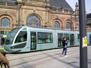 Tramway Valenciennes