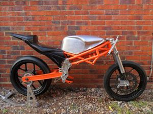 Tigcraft KTM 690 chassis for sale2
