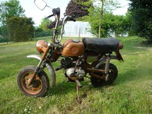 restauration benelli 50 mini cross breizh moto ancienne. Black Bedroom Furniture Sets. Home Design Ideas