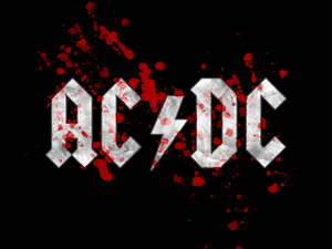 AC DC Walpeper by FACTOR7