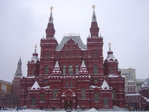 065 : Place Rouge, Moscou