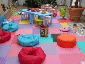 animation enfants la palmeraie de la tour les id es d 39 h l ne nounou de mariage coaching d co. Black Bedroom Furniture Sets. Home Design Ideas