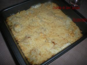 Crumble au St Jacques (5)