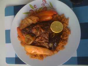 cuisine africaines senegalaise