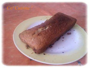 cake aux chocolat et lait de coco (6)