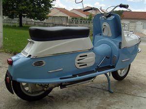 scooter cezeta 1