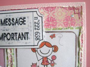 carte message important 5