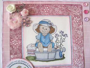 carte rose fillette & baquet 3