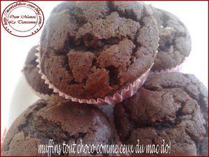 muffins ,mac do.1