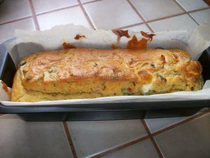 CAKE FETA ROQUETTE