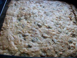 BLONDIES CHOCO BLANC CRAMBERRIES6